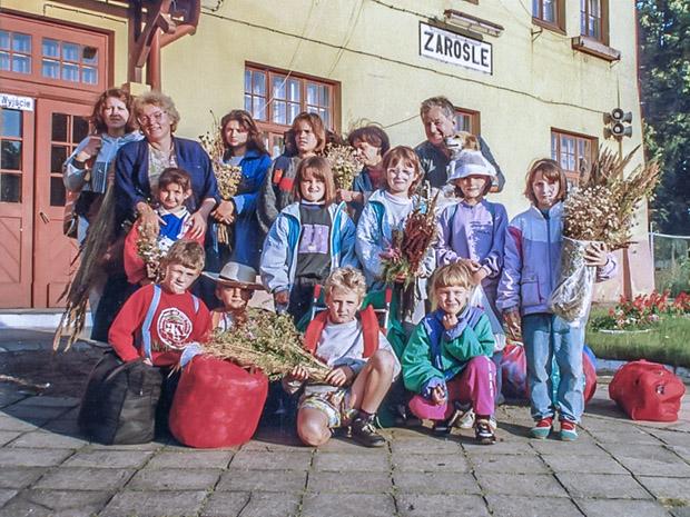 1991 pionierzy Zaroślaka