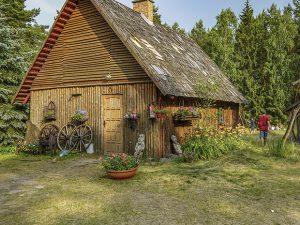 pierwszy domek